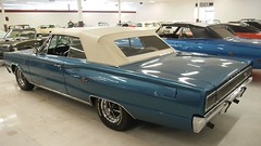 1967 Dodge Coronet RT Convertible1967 Dodge Coronet RT Convertible - Top up' 3