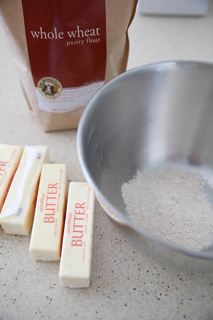 how to avoid flour lumps