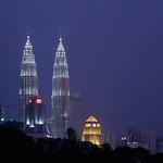 Landmarks in Malaysia