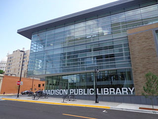 Madison's Central Library