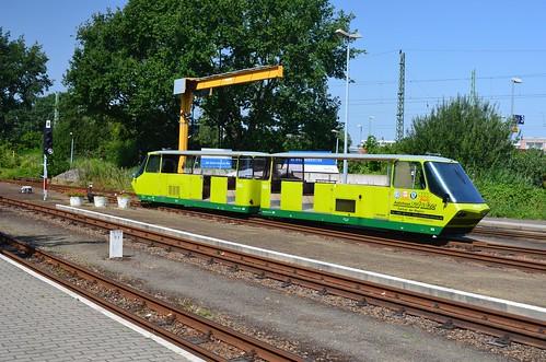 ET 299 010/011 der Parkeisenbahn Cottbus