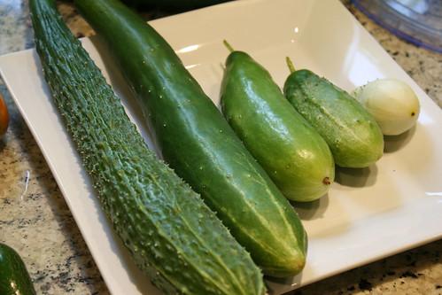 harvest - cucumbers 042