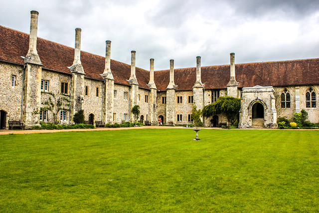 The Hospital of St Cross en Winchester