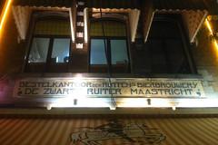 Bestelkantoor der Ruttens Bierbrouwery / De zwarte Ruiter / Maastricht
