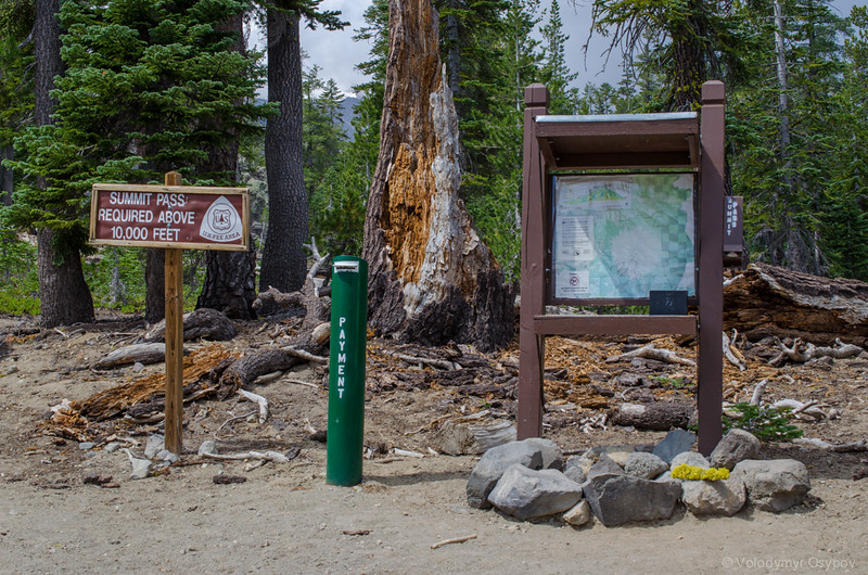 Brewer Creek Trailhead