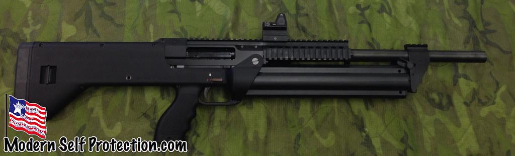 SRM M1216 Shotgun Review | Modern Self Protection M1216