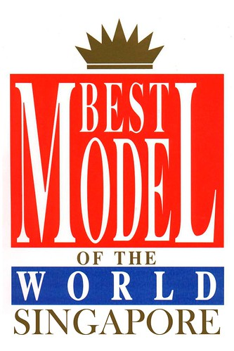 Best Model Of The World Singapore 2013