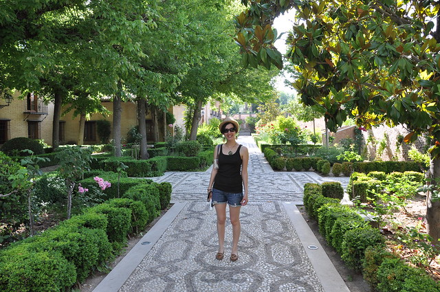 Alhambra - Palace Gardens