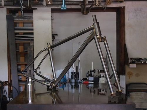 Common bikes 29+ Fillet brazed MTB