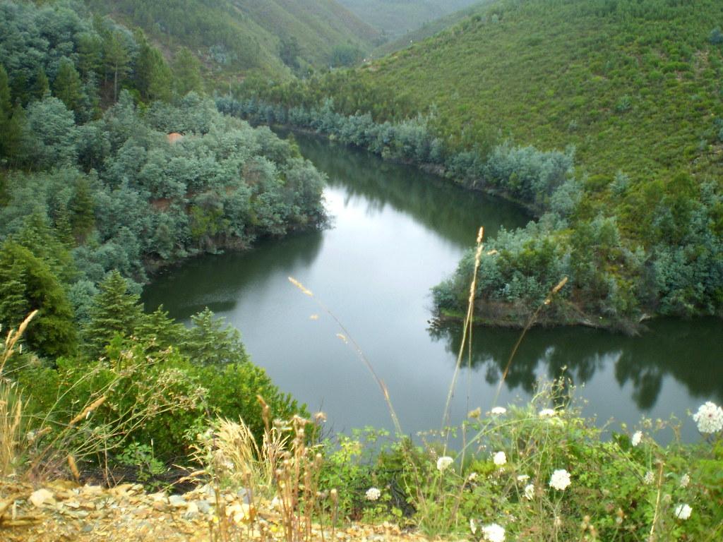 Rio Ceira: Barragem do Alto Ceira