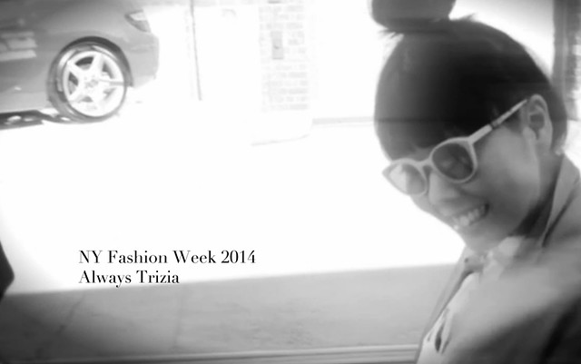 NY Fashion Week 2014 Always Trizia019
