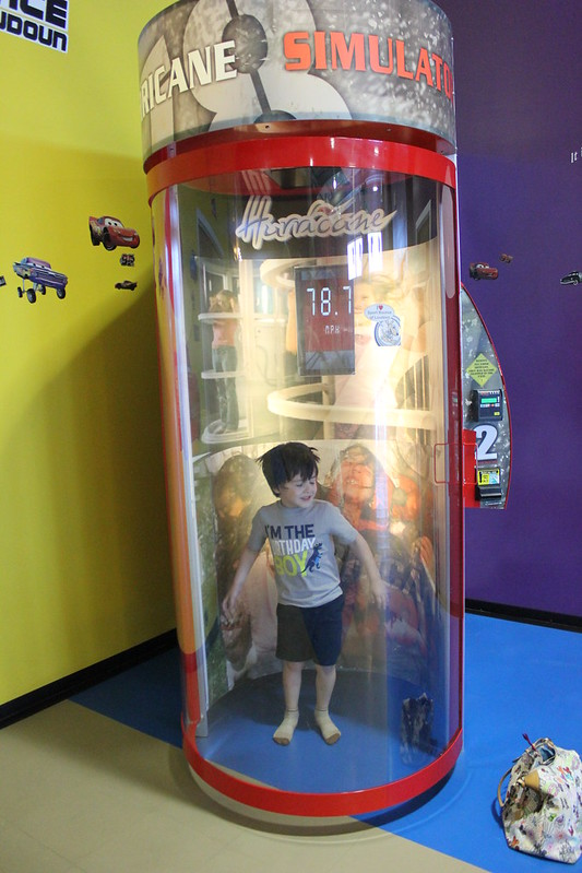 hurricane simulator