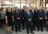 The opening ceremoy of Armenian National Engineering Laboratories (ANEL) at Polytechnic