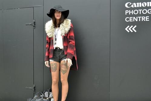 London Fashion Week S/S 2014