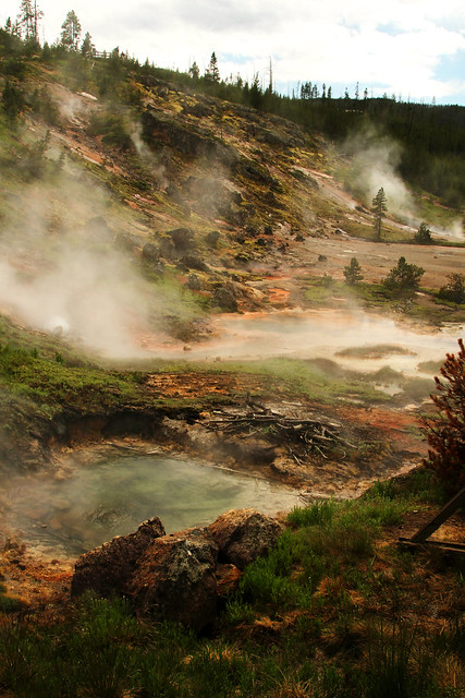 Geothermal Features
