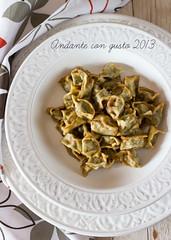 Raviole del Plin con brasato al Nobile di Montepulciano- Patty