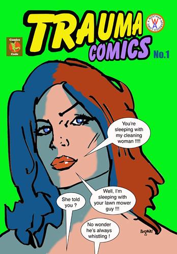 Trauma ComicsNo.1
