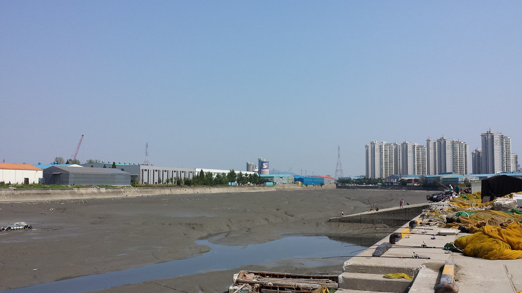 incheon port market