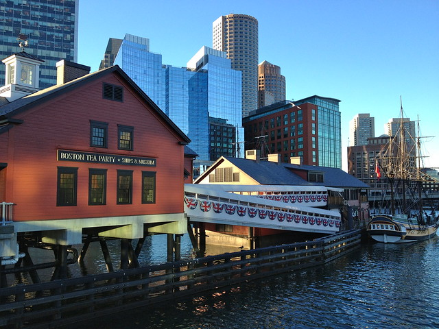 Boston in a Day