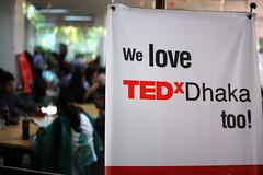 at TEDxDhaka 2013