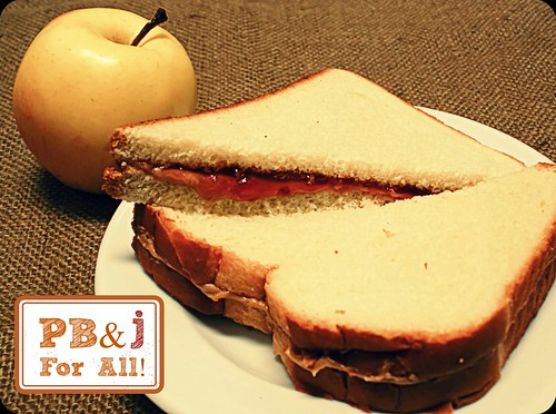 PB&J For All! by chloe & ivan
