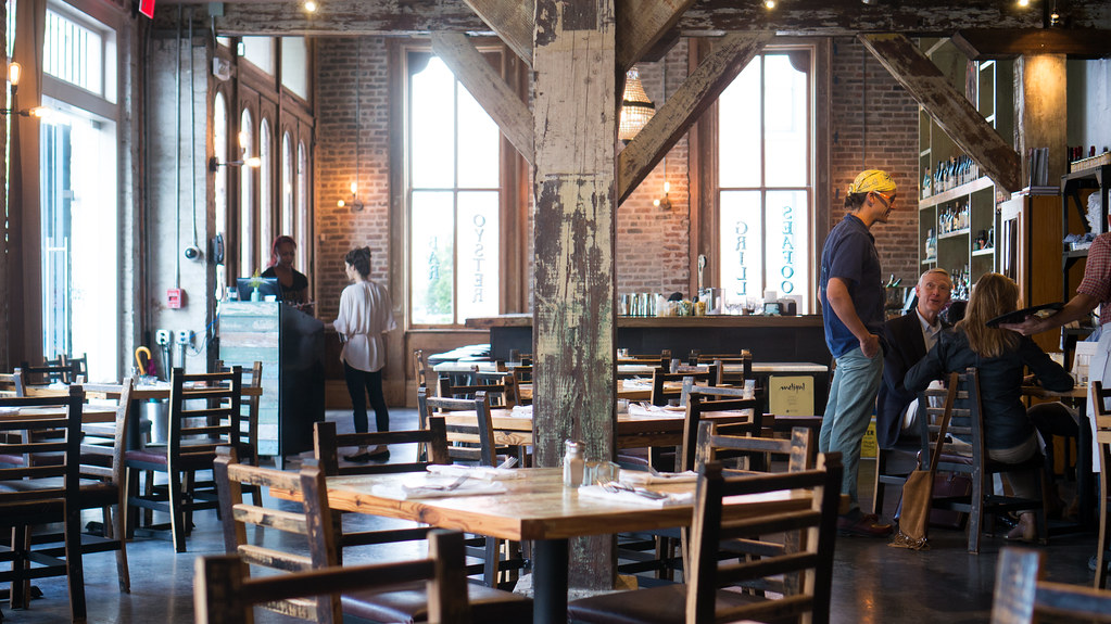 Pche Is A New Addition To The Small Stable Of Restaurants Opened By Chef Donald Link After First Making Name For Himself At Herbsaint Returned