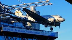 Douglas C-47B-45-DK Skytrain in Deutsches Technikmuseum Berlin