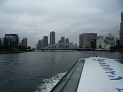 20131004 26 Tokyo - Sumida river - Kachidoki bridge