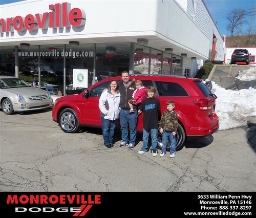 Happy Birthday to Scott Eckman from Brandon Weekley  and everyone at Monroeville Dodge! #BDay by Monroeville Dodge