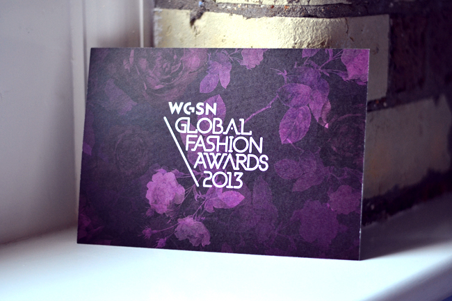 Baleeblu online shop Spanish trip to WGSN Global Fashion Awards London 12