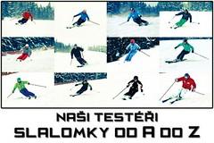 Slalomky od A do Z - vizitky testérů