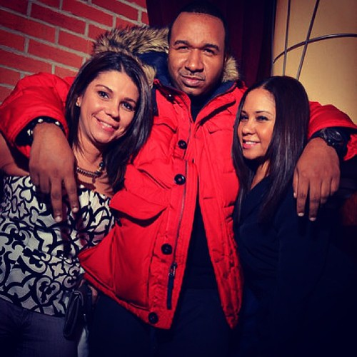 BB kings the other night s/o @djsussone @angelayee