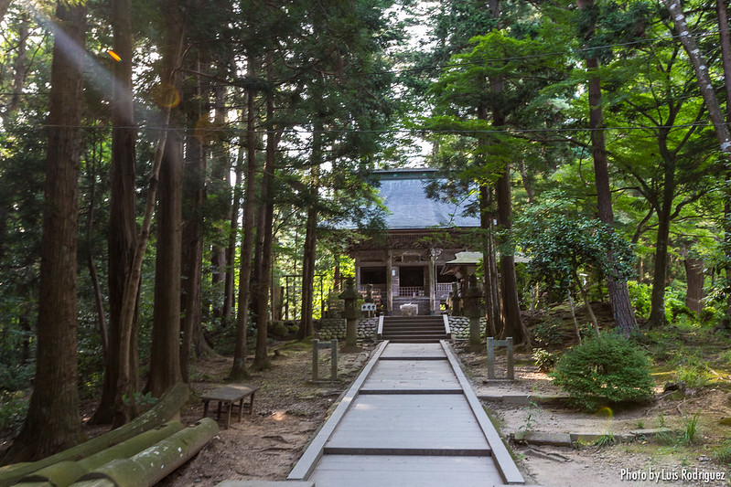 Chuson-ji en Hiraizumi-6