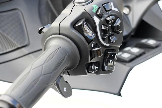 Test Drive - can-am spyder