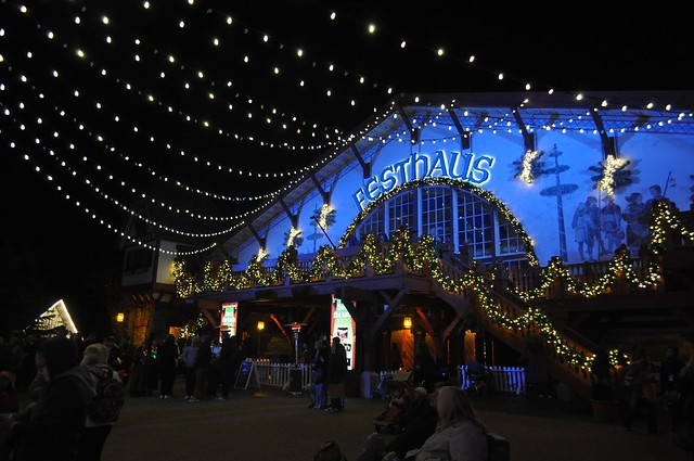Christmas Town Warms Guests Holidays At Busch Gardens Williamsburg For Fifth Season With Fresh