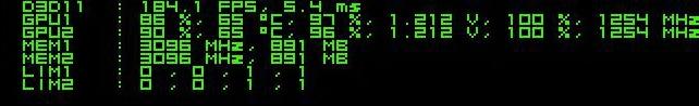 ASUS ROG MARS 760 - 6053