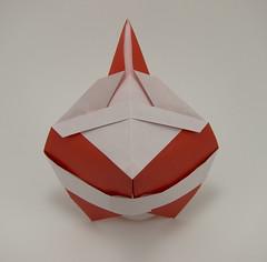 Santa Claus Ornament (Hideo Komatsu)