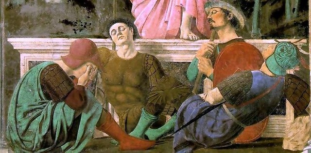 Sleeping_guards_(Piero_della_Francesca)