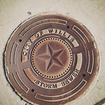 City of Willis Storm Sewer Cover