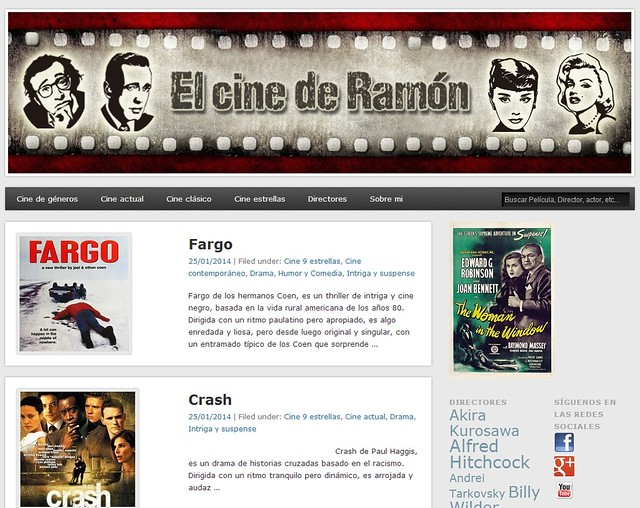El cine de ramon