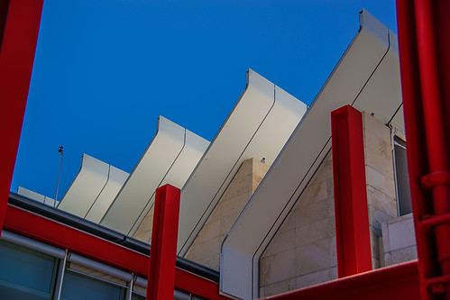 LACMA architectural study 4 by joeeisner