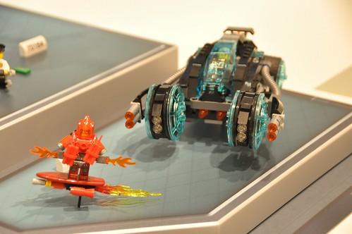 LEGO Ultra Agents Infearno Interception (71602)