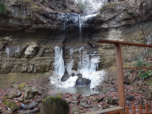 2014年2月2日のお滝