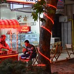 Street food @Izmir by mallennium
