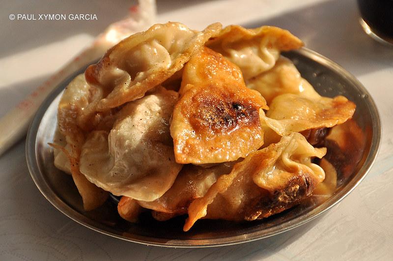 Guōtiē (Fried Dumplings), Anhui, China