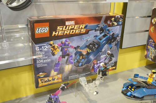 LEGO Marvel Super Heroes X-Men vs The Sentinel (76022)
