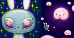 星うさぎの絵本13