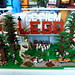 Lego the movie diorama (1000 + views) by microdory