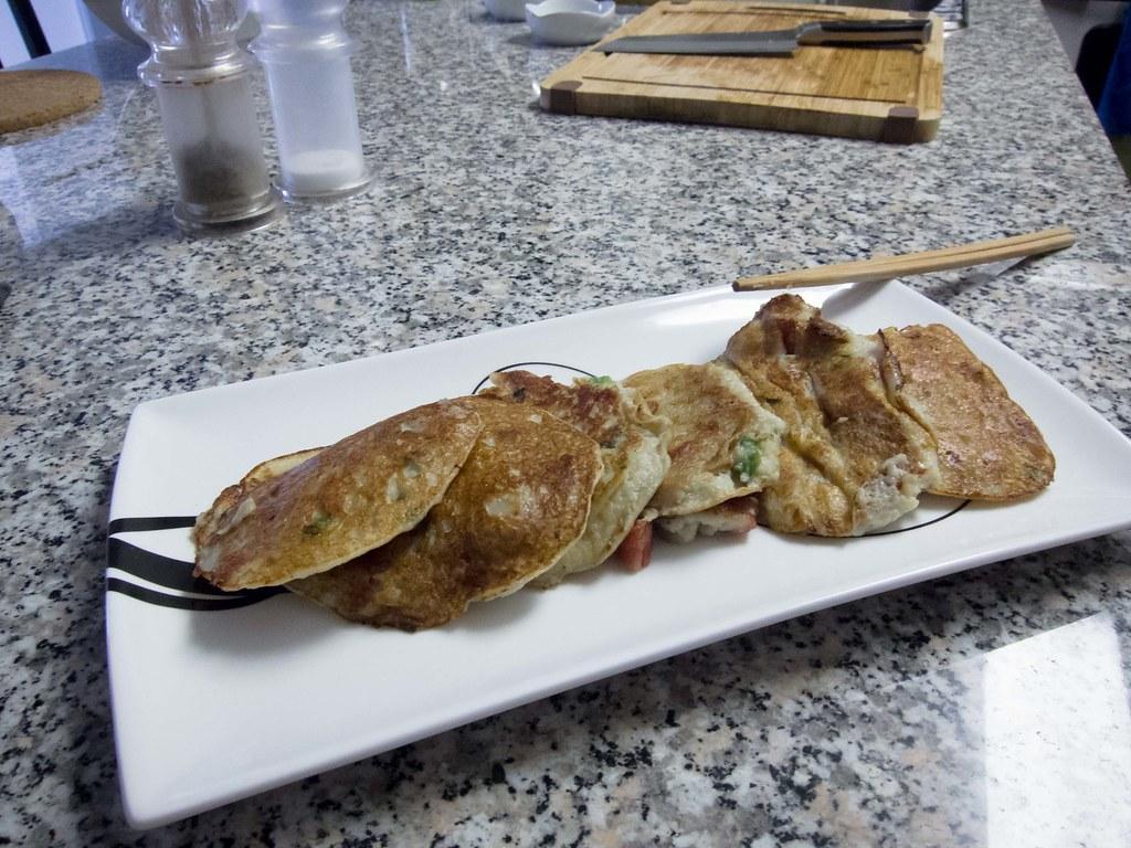 Savoury Potato Pancakes