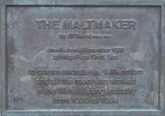 Photo of Bronze plaque number 30576